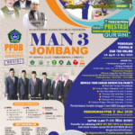 PPDB MAN 3 JOMBANG 2020 - 2021
